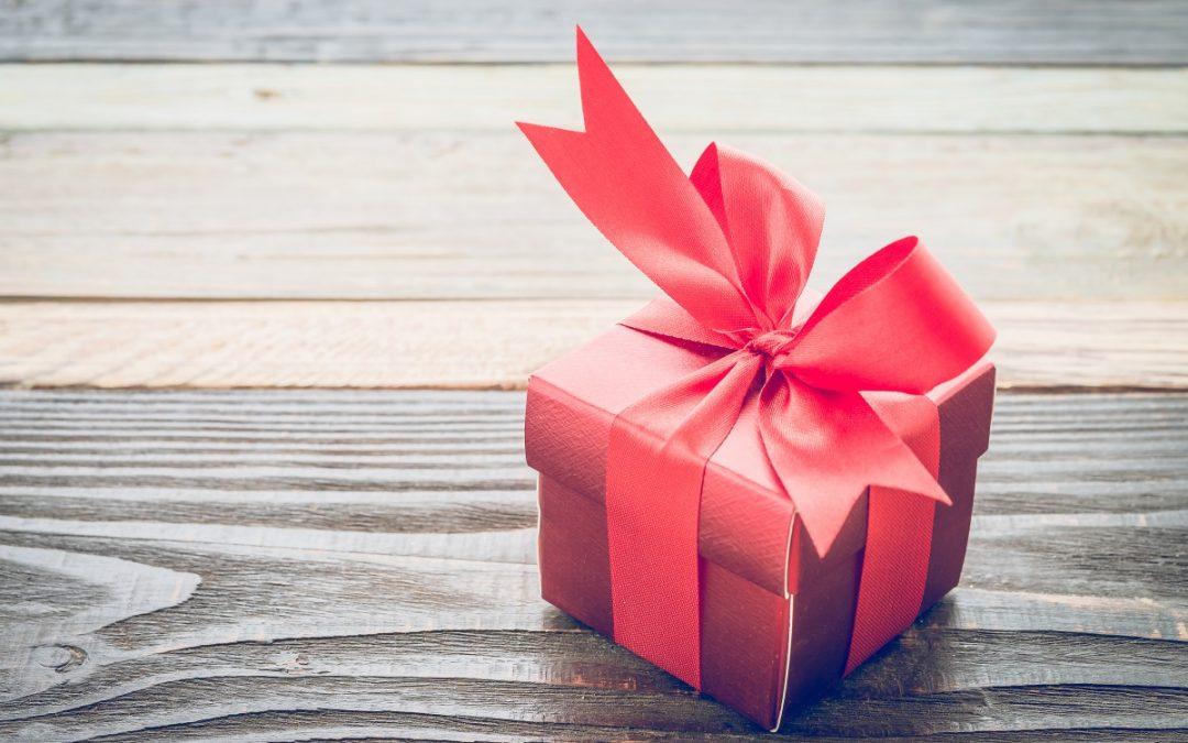 Geschenke im Geschäftsverkehr